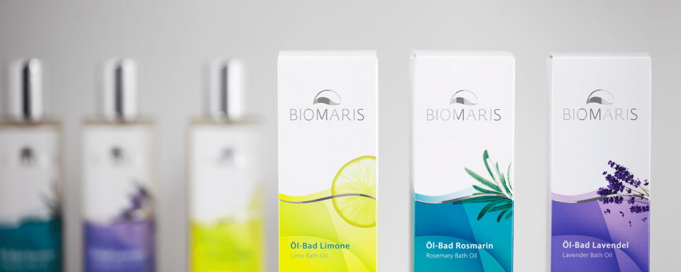 BIOMARIS Packaging
